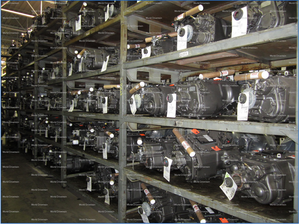 Rebuilt Eaton Transmissions Ready To Ship.